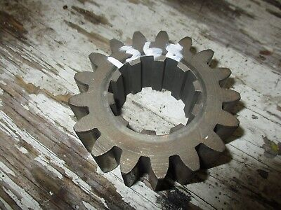 1939 John Deere B Used B1368r Transmission Gear  Antique Tractor