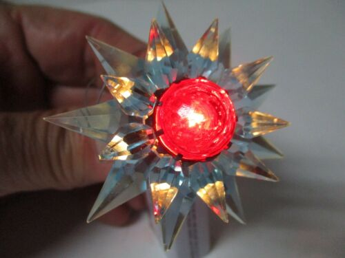 1930s C-6 Double MATCHLESS STAR Light - Blue Blue Red - 500 Size