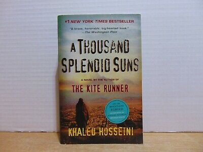 A Thousand Splendid Suns by Khaled Hosseini (2007, Trade Paperback)