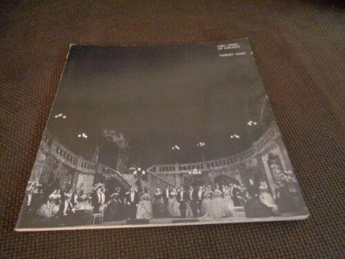 Lyric Opera of Chicago Twenty Years Pictorial Souvenir Album 1974