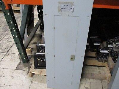 Ge Main Lug Circuit Breaker Panel Tlm4020ccu Mod6 200a Max 120208v 1ph Used