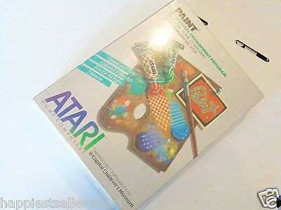 New Atari Computer 400 800 XL XE Paint DX5048 Video Game Computer System