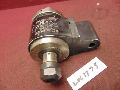 Cst Tapmatic 12 Cap Er16 Collet Tapping Head Rdtic50 Loc1775