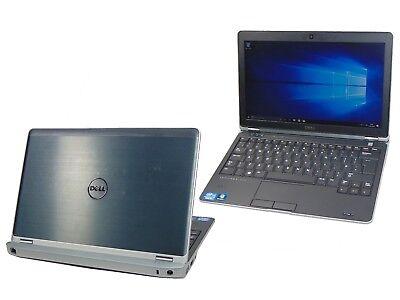 Laptop Windows - Dell Latitude E6230 Core i7-3520M 2.90GHz 8GB Ram 180GB SSD Windows 10 Laptop