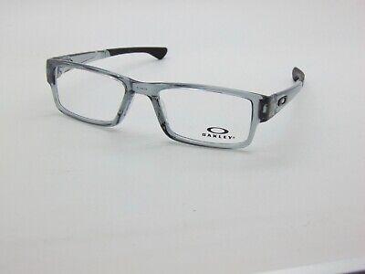 OAKLEY AIRDROP OX8046-0353 Grey Shadow 53mm Rx Authentic Eyeglasses