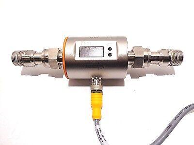 Ifm Electronic Gmbh Sm6004 Magnetic Flowmeter