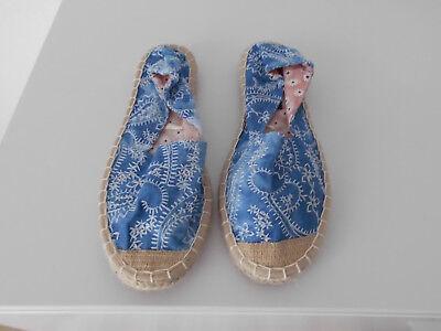 Espadrilles Sneaker Schuhe Ballerina WALKX Damen/Mädchen Gr.37 ()