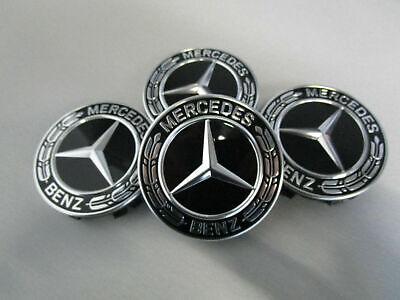 Original Mercedes Nabenkappen Deckel Felgenemblem Kappen A2224002200 NEU 4