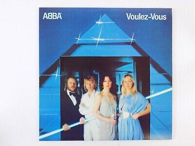Abba Voulez-Vous Vinyl LP Atlantic SD160000 Original Release