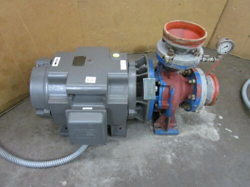 "SCOT 4""X3"" CENTRIFUGAL PUMP 6.88"" IMPELLER DIA. 40HP 208- 230/460V 3PH"