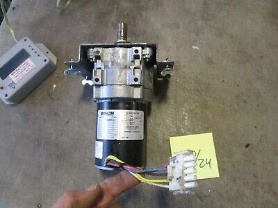 Used Ice Auger Motor For Cornelius Ed300-bch Soda Fountain Imi 32498
