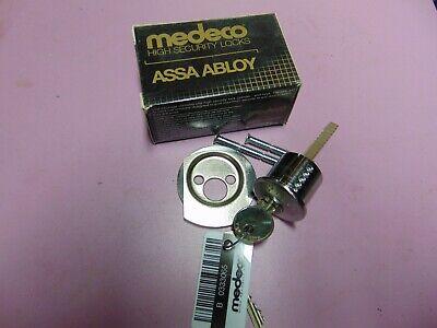 1  Medeco Rim Lock With 2 Keys  Locksmith