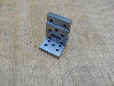 Machinist Angle Block 1 78 H X 1 14w X 1 18d