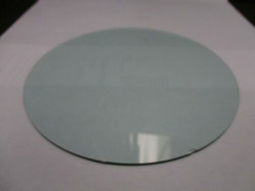 """Omega 6 7/16"""" heat absorbing glass from a model D2 enlarger. Read."""