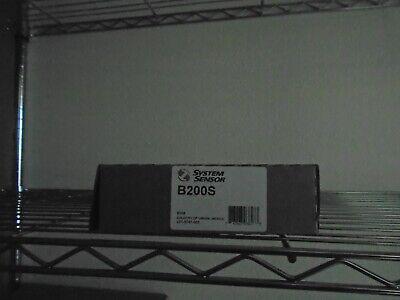 System Sensor B200s  New