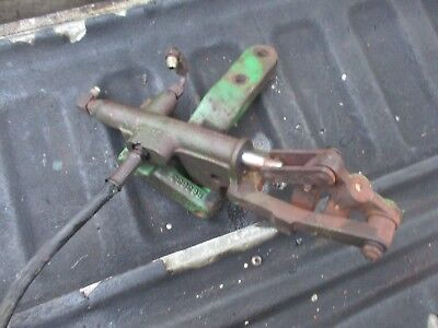 John Deere 7520 Tractor 4x4 Differential Lock Valve R63633 Free Shipping