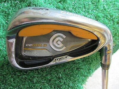 Cleveland CG Gold single iron #6/Burner 85 S-flex steel shaft right hand