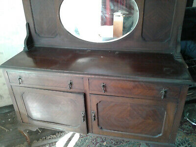 Mirrored Dresser / Sideboard + FREE OCCASIONAL TABLE OFFER