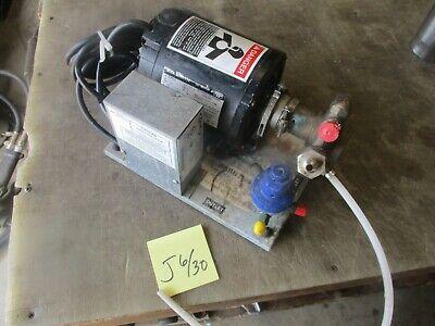 Used 13-hp Cornelius Inteli Pump Wprocon Carbonator Pump For Soda Fountains