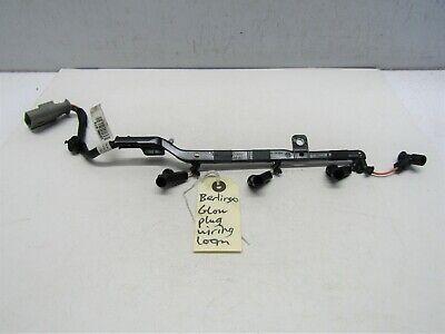 CITROEN BERLINGO MPV 2012-15 GLOW PLUG WIRING LOOM (1.6l 8v HDI)          #1089V