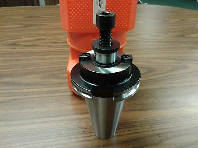 Cat50 Shell Mill Tool Holder Shell End Mill Adaptor 1-14 X 1-12 Pilot