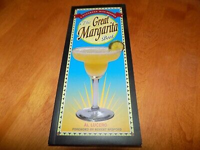 THE GREAT MARGARITA BOOK A Handbook With Recipes Cocktail Recipe Cocktails Drink