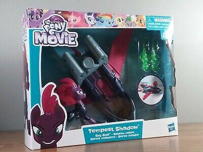 Hasbro My Little Pony The Movie Guardians Harmony Tempest Shadow Sky Skiff Toy (Pony Hasbro)