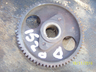 Vintage Ford 1520 Diesel Tractor -governor Gear Weights