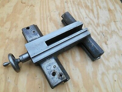 Logan Lathe 11 Model 955 Carriage Saddle Assembly