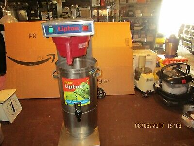 Cecilware Commercial Electric Tea Maker Model Ftc-3
