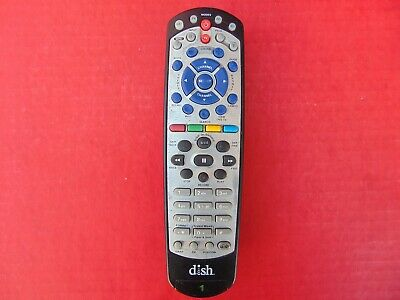 REMOTE DISH NETWORK 1 180552 TV SAT DVD AUX Tuner Box 20.1 IR for sale  Shipping to India