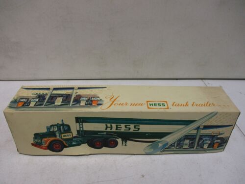 1972 Hess Toy Tanker Truck 10/12