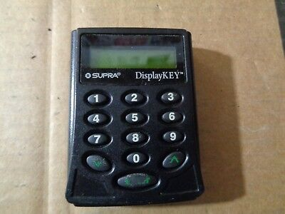 Supra Display Key Suprakey For Electronic Lock Box