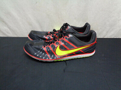 free shipping a9663 5a3f8 Nike Zoom Rival D 468649-036 Track Spikes Sprint Running Shoes Men s Size 9  (HKY