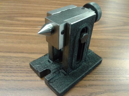 "TS-0 tail stock for 3"", 4"", 5"" h/v rotary table #TS-0-new"