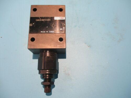 NEW REXROTH YOUTONG DBDH6P10/20 PRESSURE RELIEF VALVE