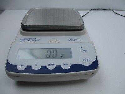 Denver Instrument Digital Analytical Balance Mxx-601