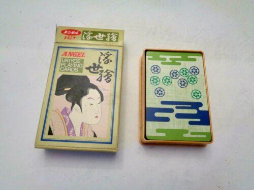 UKIYOE JAPANESE PLAYING CARDS