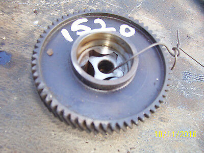 Vintage Ford 1520 Diesel Tractor -engine Front Gear Assembly
