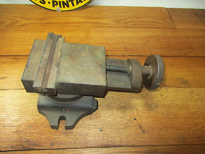 Small Precision Vise Bridgeport Clausing Other Small Milling Machine