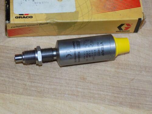 Kem Kuppers VTER/P Flow Sensor Graco