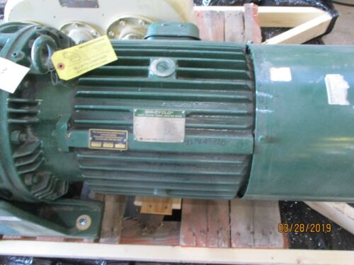 Sumitomo sm cyclo 40hp electric motor ends