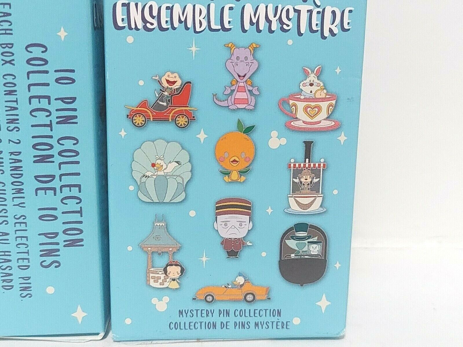 Snow White And Wishing Well Disney Parks Jerrod Maruyama Mystery Blind Box Pin - $25.49
