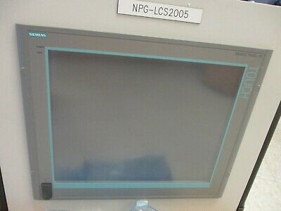 Siemens Touch Screen Simatic Hmi Ipc677c Pn 6av7894-0fa00-0ab0 New