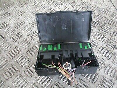 2006-13 CITROEN C4 GRAND PICASSO 2.0 HDI RADIATOR FAN RELAY FUSE BOX 9632229480