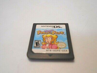 Super Princess Peach (Nintendo DS) game lite dsi xl 3ds 2ds