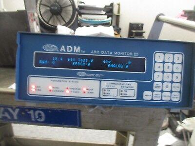 Adm Arc Data Monitor Iii Model D. Part Number Asa0149