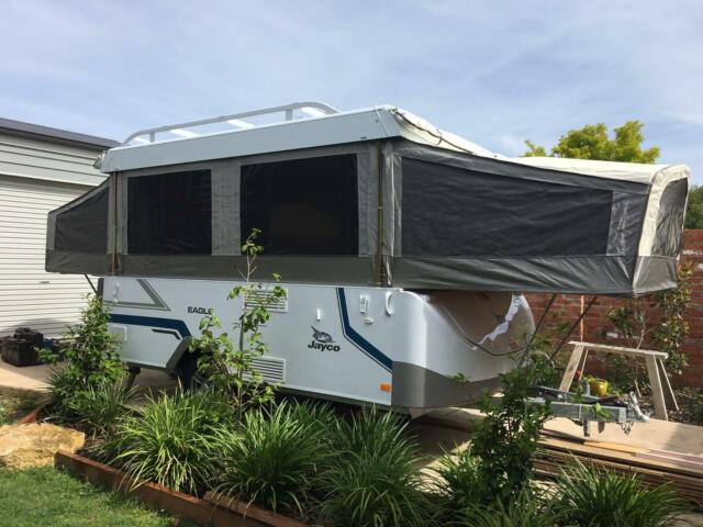 Luxury 2012 Jayco Eagle Outback  Campervans Amp Motorhomes  Gumtree Australia