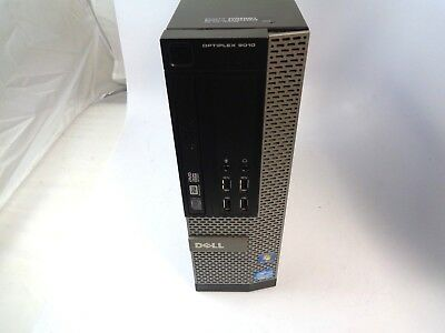 Dell Optiplex 9010 SFF i7-3770 3.4GHz 8GB RAM 500GB HDD Windows 10 Home DVD-RW