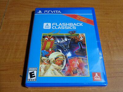 New Atari Flashback Classics Playstation Vita Game Limited Run Games #237
